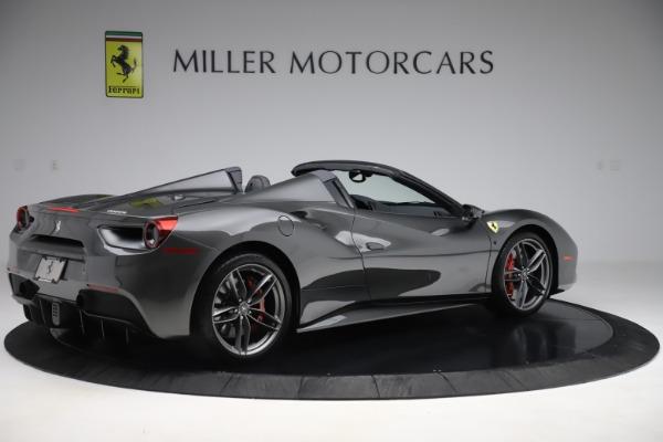 Used 2018 Ferrari 488 Spider for sale $283,900 at Maserati of Greenwich in Greenwich CT 06830 8
