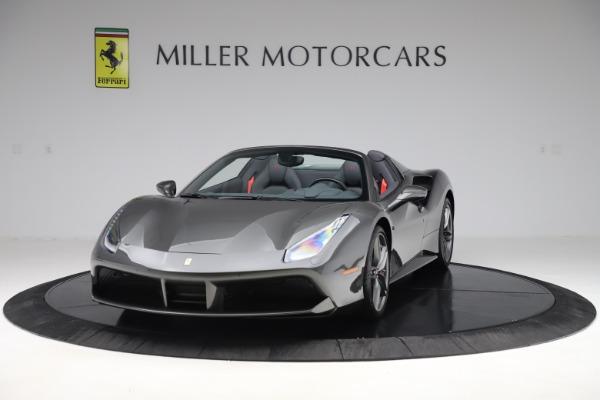 Used 2018 Ferrari 488 Spider for sale $283,900 at Maserati of Greenwich in Greenwich CT 06830 1