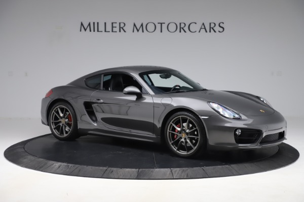 Used 2015 Porsche Cayman S for sale Sold at Maserati of Greenwich in Greenwich CT 06830 10