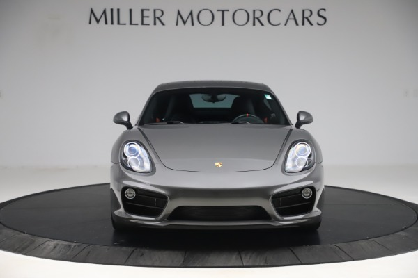 Used 2015 Porsche Cayman S for sale Sold at Maserati of Greenwich in Greenwich CT 06830 12