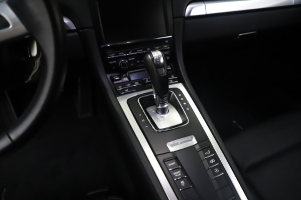 Used 2015 Porsche Cayman S for sale Sold at Maserati of Greenwich in Greenwich CT 06830 27