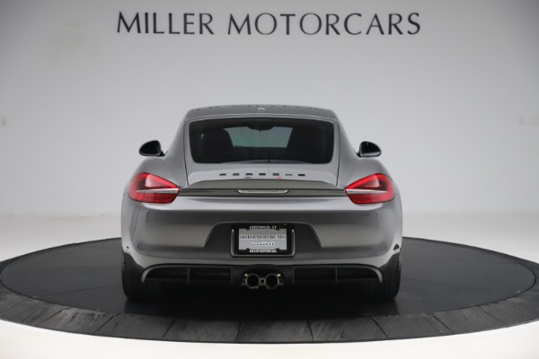 Used 2015 Porsche Cayman S for sale Sold at Maserati of Greenwich in Greenwich CT 06830 6
