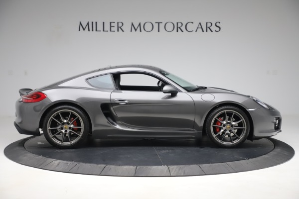 Used 2015 Porsche Cayman S for sale Sold at Maserati of Greenwich in Greenwich CT 06830 9