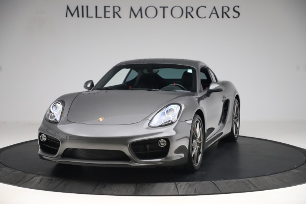 Used 2015 Porsche Cayman S for sale Sold at Maserati of Greenwich in Greenwich CT 06830 1