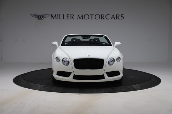 Used 2015 Bentley Continental GTC V8 for sale $119,900 at Maserati of Greenwich in Greenwich CT 06830 12