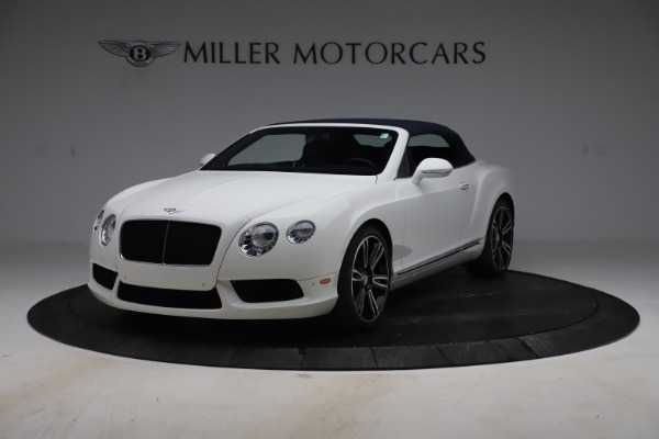 Used 2015 Bentley Continental GTC V8 for sale $119,900 at Maserati of Greenwich in Greenwich CT 06830 13