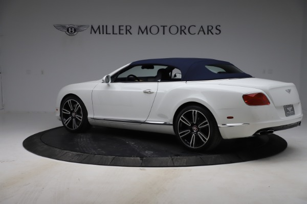 Used 2015 Bentley Continental GTC V8 for sale $119,900 at Maserati of Greenwich in Greenwich CT 06830 15