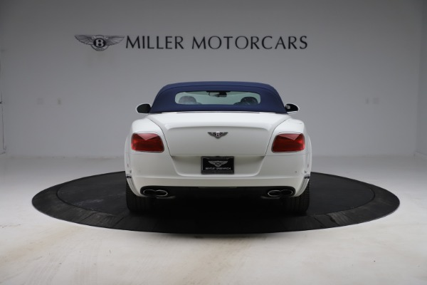 Used 2015 Bentley Continental GTC V8 for sale $119,900 at Maserati of Greenwich in Greenwich CT 06830 16