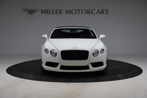 Used 2015 Bentley Continental GTC V8 for sale $119,900 at Maserati of Greenwich in Greenwich CT 06830 20