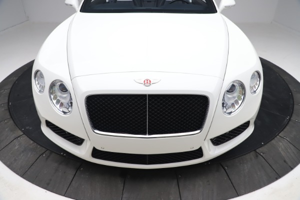 Used 2015 Bentley Continental GTC V8 for sale $119,900 at Maserati of Greenwich in Greenwich CT 06830 21