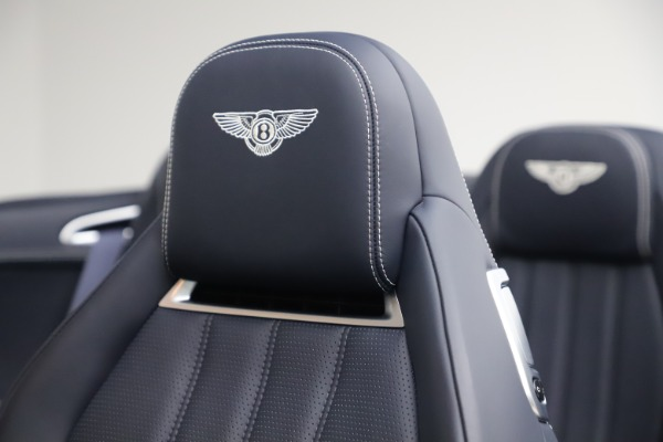 Used 2015 Bentley Continental GTC V8 for sale $119,900 at Maserati of Greenwich in Greenwich CT 06830 28