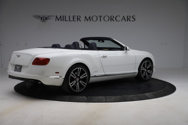 Used 2015 Bentley Continental GTC V8 for sale $119,900 at Maserati of Greenwich in Greenwich CT 06830 8