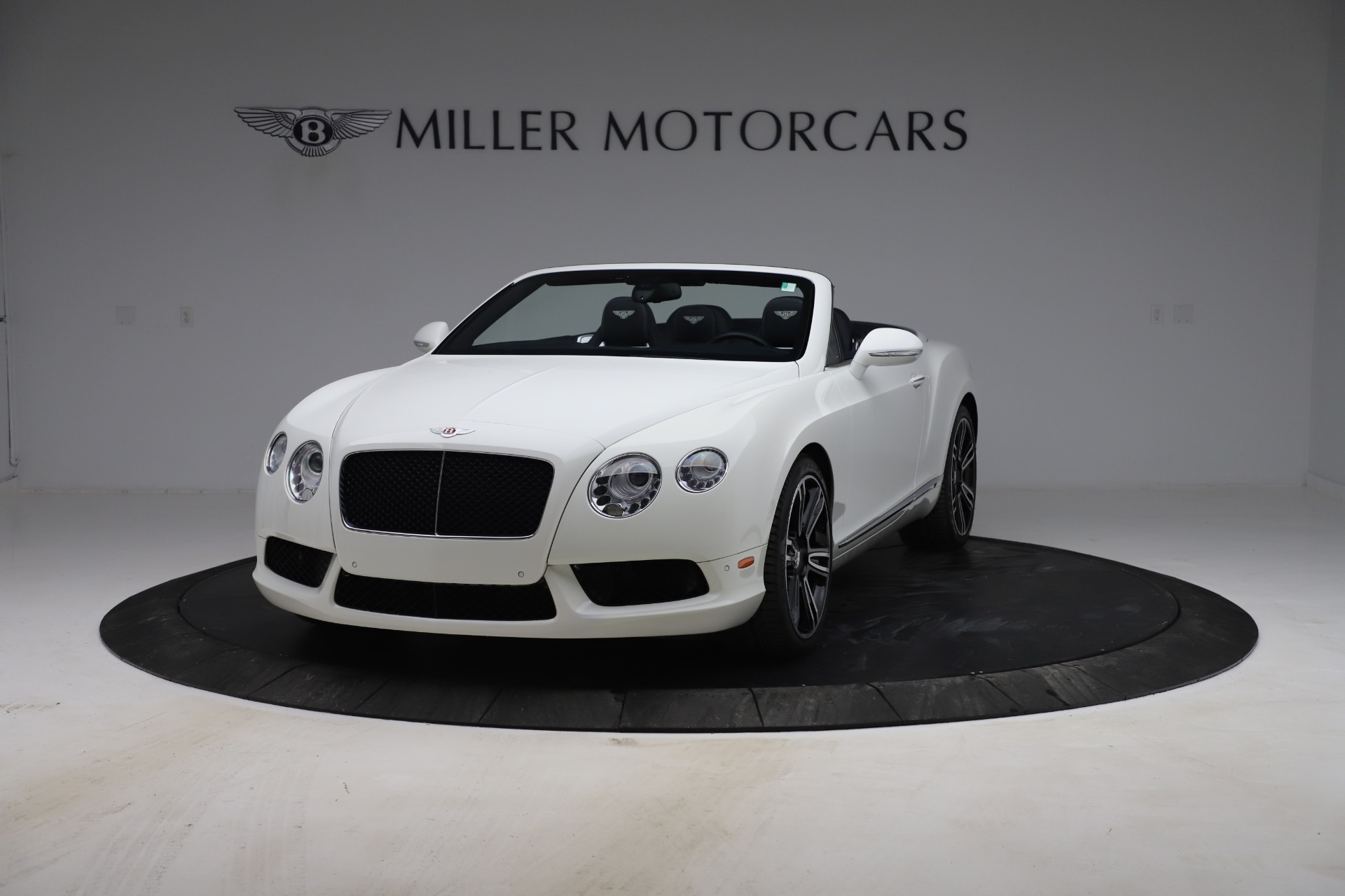 Used 2015 Bentley Continental GTC V8 for sale $119,900 at Maserati of Greenwich in Greenwich CT 06830 1