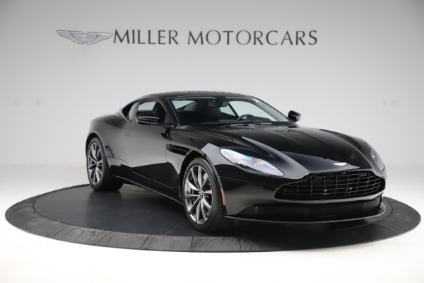 Used 2018 Aston Martin DB11 V8 for sale Sold at Maserati of Greenwich in Greenwich CT 06830 10