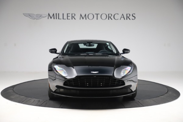 Used 2018 Aston Martin DB11 V8 for sale Sold at Maserati of Greenwich in Greenwich CT 06830 11