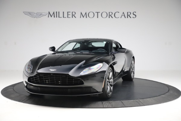 Used 2018 Aston Martin DB11 V8 for sale Sold at Maserati of Greenwich in Greenwich CT 06830 12
