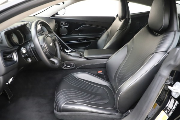 Used 2018 Aston Martin DB11 V8 for sale Sold at Maserati of Greenwich in Greenwich CT 06830 13