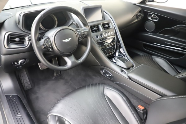 Used 2018 Aston Martin DB11 V8 for sale Sold at Maserati of Greenwich in Greenwich CT 06830 14