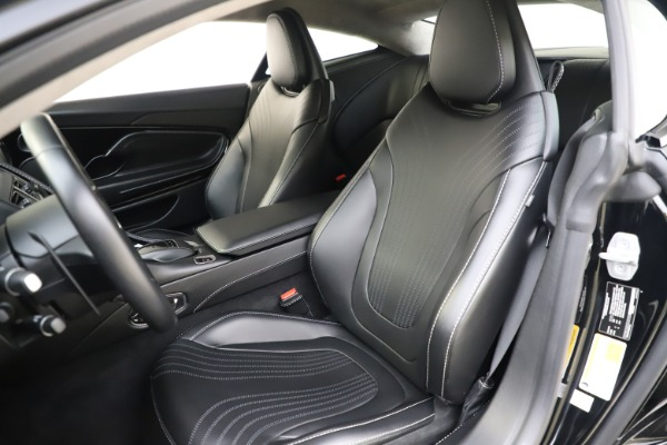 Used 2018 Aston Martin DB11 V8 for sale Sold at Maserati of Greenwich in Greenwich CT 06830 15