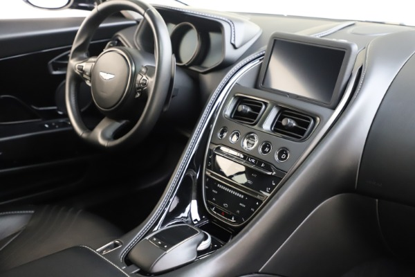 Used 2018 Aston Martin DB11 V8 for sale Sold at Maserati of Greenwich in Greenwich CT 06830 18