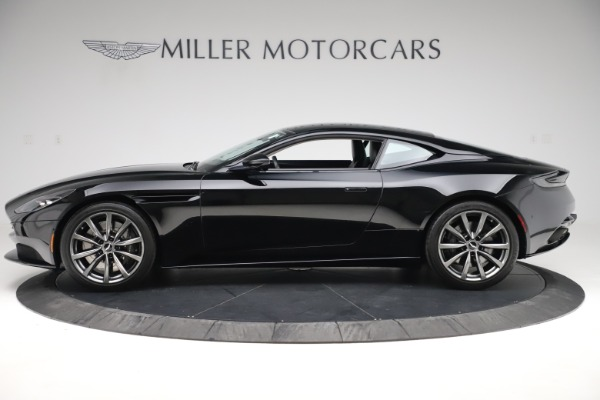 Used 2018 Aston Martin DB11 V8 for sale Sold at Maserati of Greenwich in Greenwich CT 06830 2