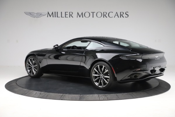 Used 2018 Aston Martin DB11 V8 for sale Sold at Maserati of Greenwich in Greenwich CT 06830 3