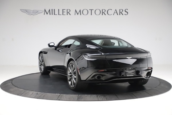 Used 2018 Aston Martin DB11 V8 for sale Sold at Maserati of Greenwich in Greenwich CT 06830 4