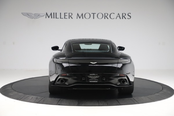 Used 2018 Aston Martin DB11 V8 for sale Sold at Maserati of Greenwich in Greenwich CT 06830 5