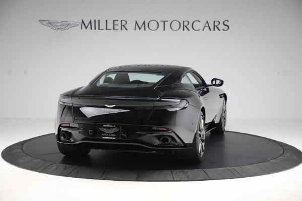 Used 2018 Aston Martin DB11 V8 for sale Sold at Maserati of Greenwich in Greenwich CT 06830 6