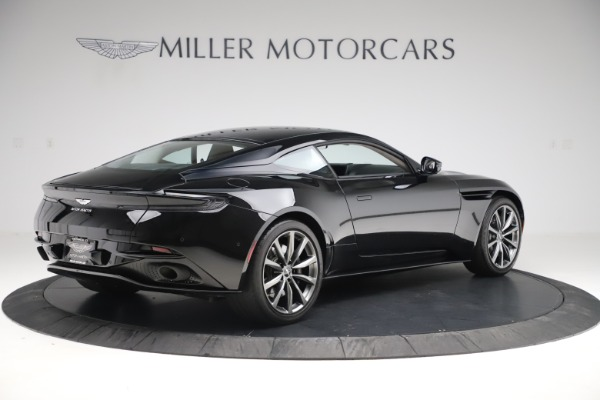 Used 2018 Aston Martin DB11 V8 for sale Sold at Maserati of Greenwich in Greenwich CT 06830 7