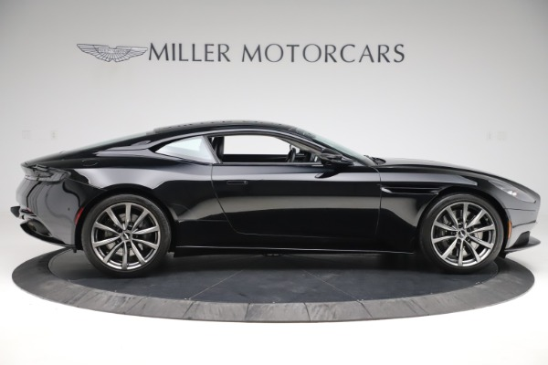 Used 2018 Aston Martin DB11 V8 for sale Sold at Maserati of Greenwich in Greenwich CT 06830 8