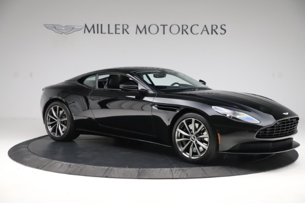 Used 2018 Aston Martin DB11 V8 for sale Sold at Maserati of Greenwich in Greenwich CT 06830 9