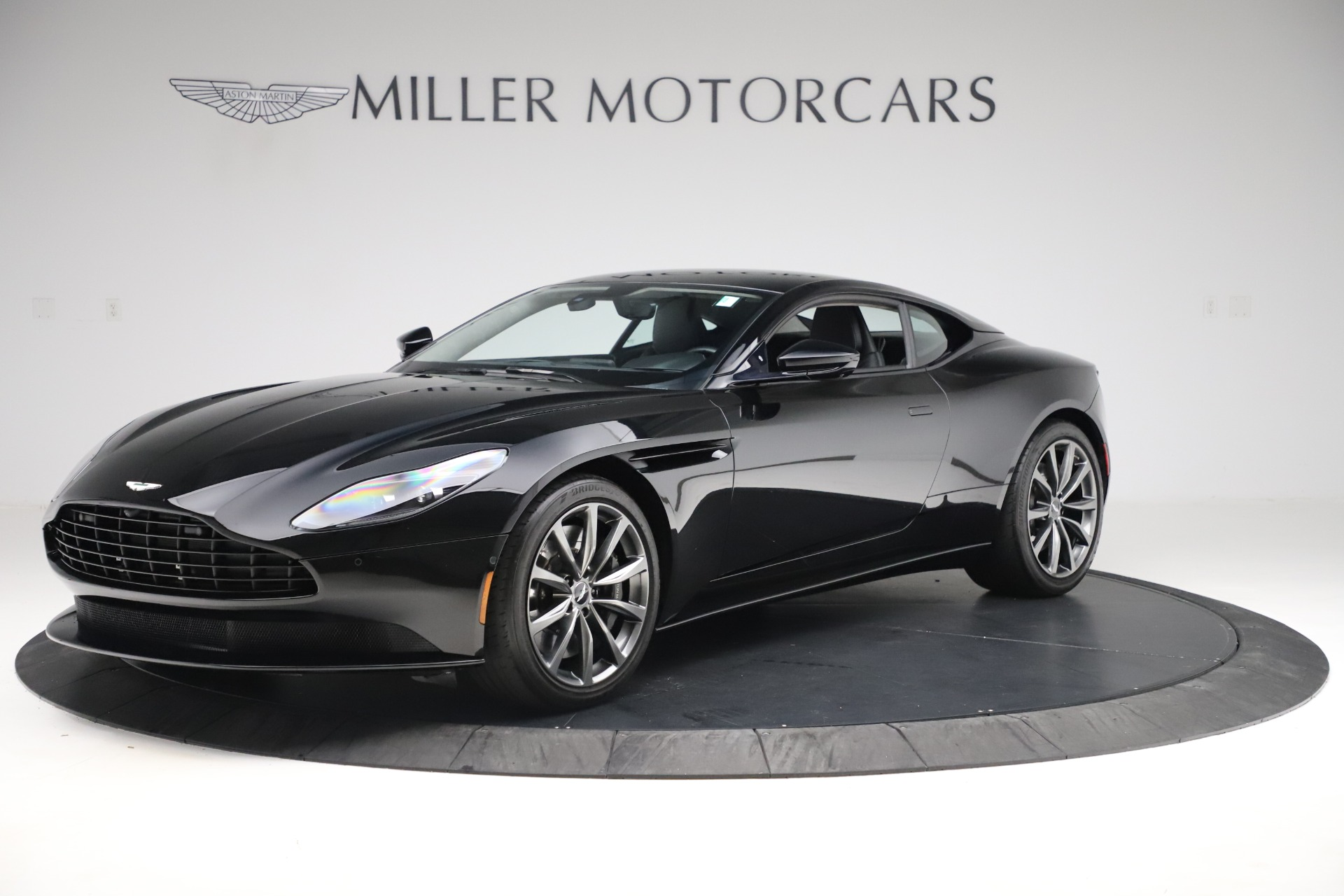 Used 2018 Aston Martin DB11 V8 for sale Sold at Maserati of Greenwich in Greenwich CT 06830 1