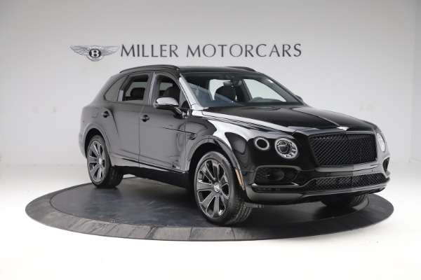 New 2020 Bentley Bentayga V8 Design Series for sale $216,860 at Maserati of Greenwich in Greenwich CT 06830 11
