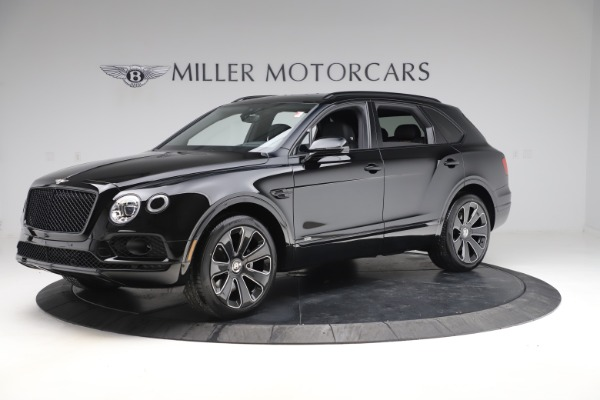 New 2020 Bentley Bentayga V8 Design Series for sale $216,860 at Maserati of Greenwich in Greenwich CT 06830 2