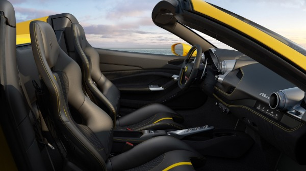 New 2021 Ferrari F8 Spider for sale Call for price at Maserati of Greenwich in Greenwich CT 06830 7