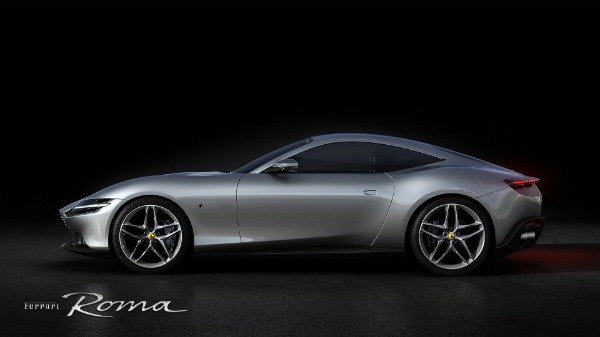 New 2021 Ferrari Roma for sale Call for price at Maserati of Greenwich in Greenwich CT 06830 2