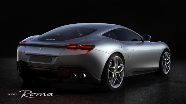 New 2021 Ferrari Roma for sale Call for price at Maserati of Greenwich in Greenwich CT 06830 4