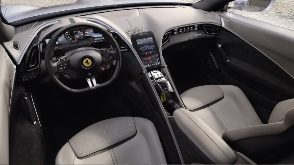New 2021 Ferrari Roma for sale Call for price at Maserati of Greenwich in Greenwich CT 06830 5
