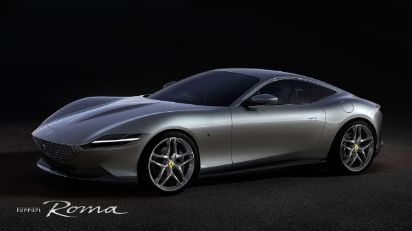 New 2020 Ferrari Roma for sale Call for price at Maserati of Greenwich in Greenwich CT 06830 1