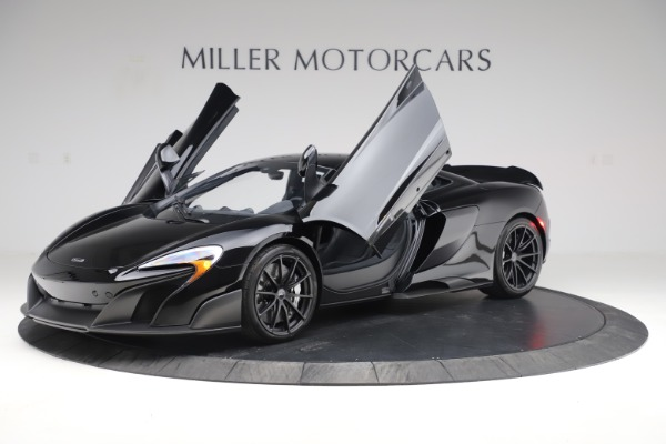 Used 2016 McLaren 675LT COUPE for sale Sold at Maserati of Greenwich in Greenwich CT 06830 10