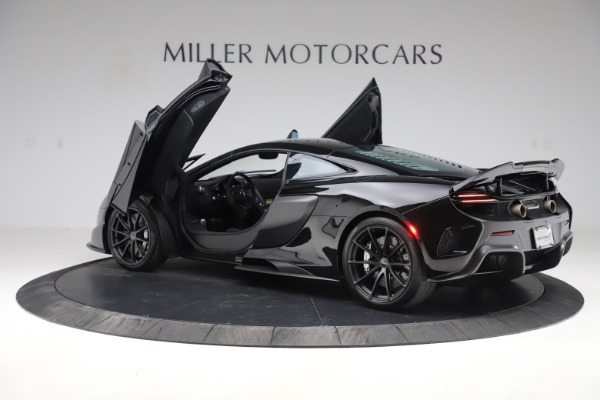 Used 2016 McLaren 675LT COUPE for sale Sold at Maserati of Greenwich in Greenwich CT 06830 12