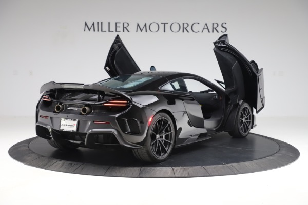Used 2016 McLaren 675LT COUPE for sale Sold at Maserati of Greenwich in Greenwich CT 06830 14