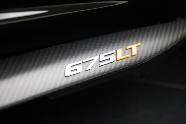 Used 2016 McLaren 675LT COUPE for sale Sold at Maserati of Greenwich in Greenwich CT 06830 28