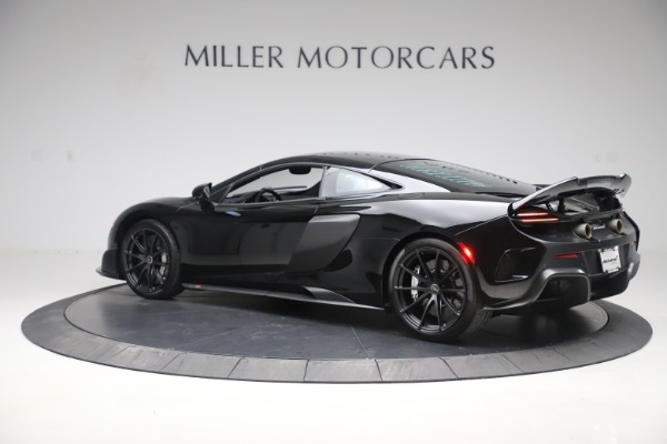 Used 2016 McLaren 675LT COUPE for sale Sold at Maserati of Greenwich in Greenwich CT 06830 3