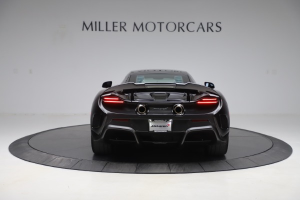 Used 2016 McLaren 675LT COUPE for sale Sold at Maserati of Greenwich in Greenwich CT 06830 4