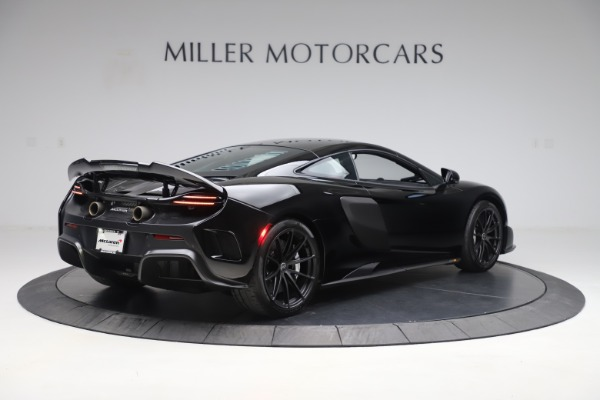 Used 2016 McLaren 675LT COUPE for sale Sold at Maserati of Greenwich in Greenwich CT 06830 5