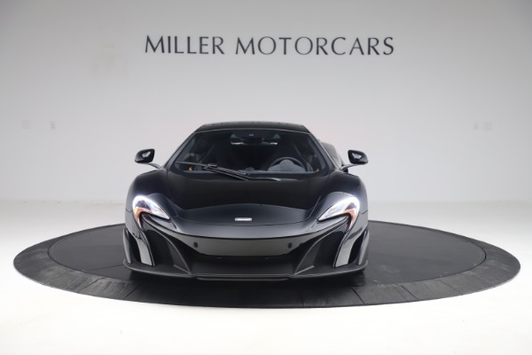 Used 2016 McLaren 675LT COUPE for sale Sold at Maserati of Greenwich in Greenwich CT 06830 8