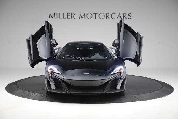 Used 2016 McLaren 675LT COUPE for sale Sold at Maserati of Greenwich in Greenwich CT 06830 9