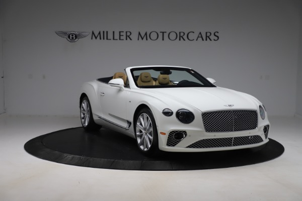 New 2020 Bentley Continental GTC V8 for sale $262,475 at Maserati of Greenwich in Greenwich CT 06830 11
